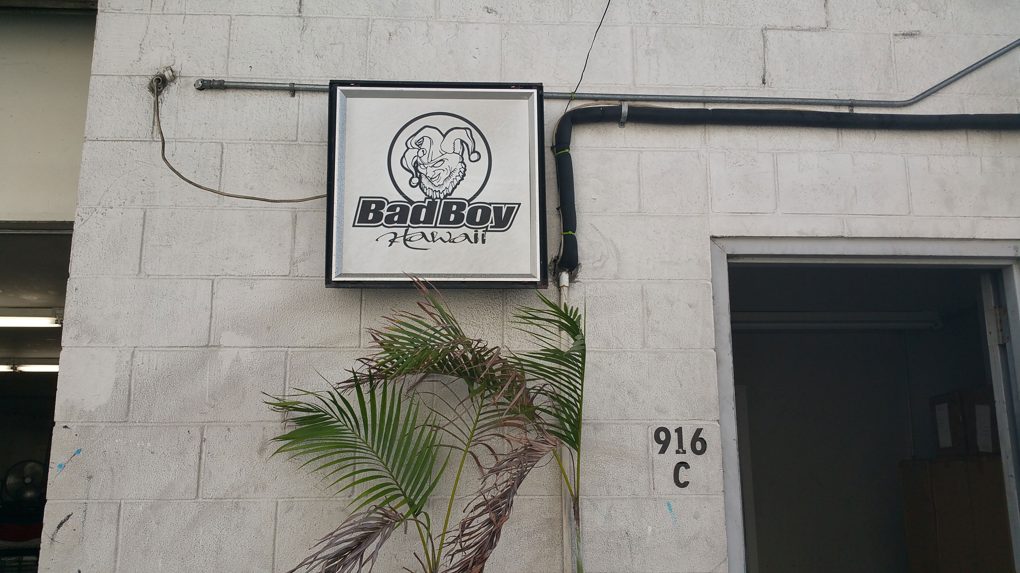 BadBoy Hawaii - Professional Screen Printing & Embroidery
